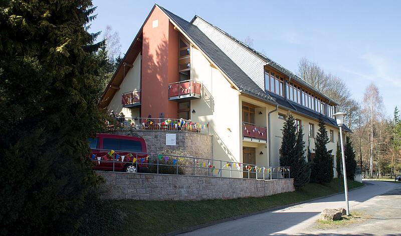 50 Jahre Martin-Luther-King-Haus