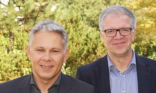 Christoph Stiba und Michael Noss