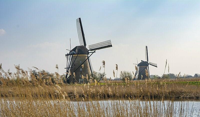 Frischer Wind in den Mühlen