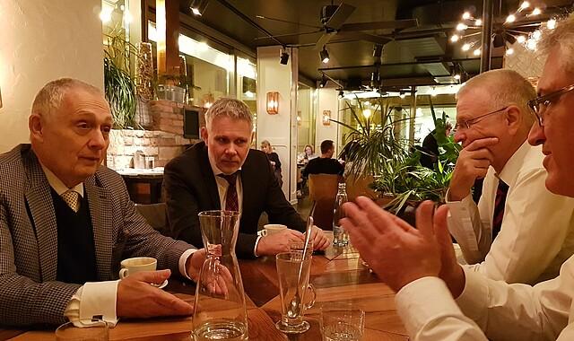 Gespräch mit Dr. Ákos Bukovszky