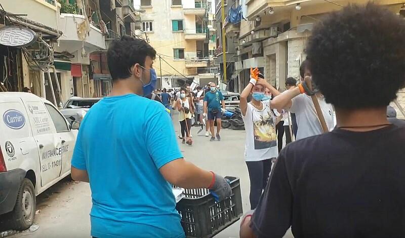 Libanon: BEFG hilft mit weiteren 60.000 US-Dollar