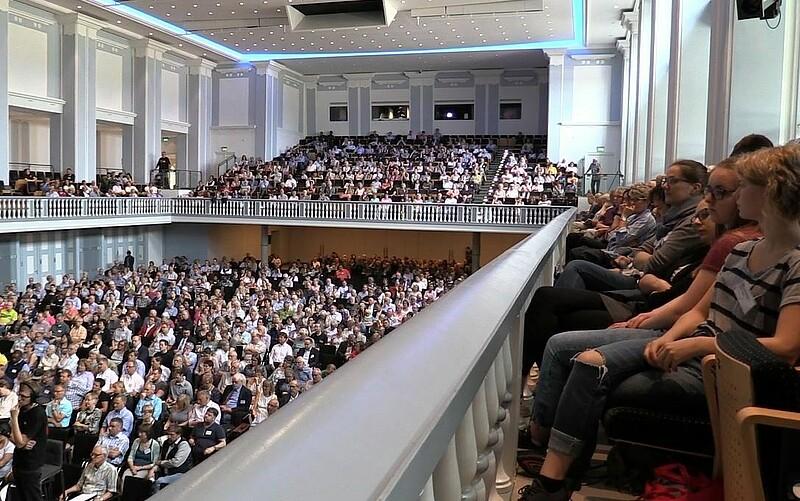 Bundesratstagung 2018 Konferenzvideo