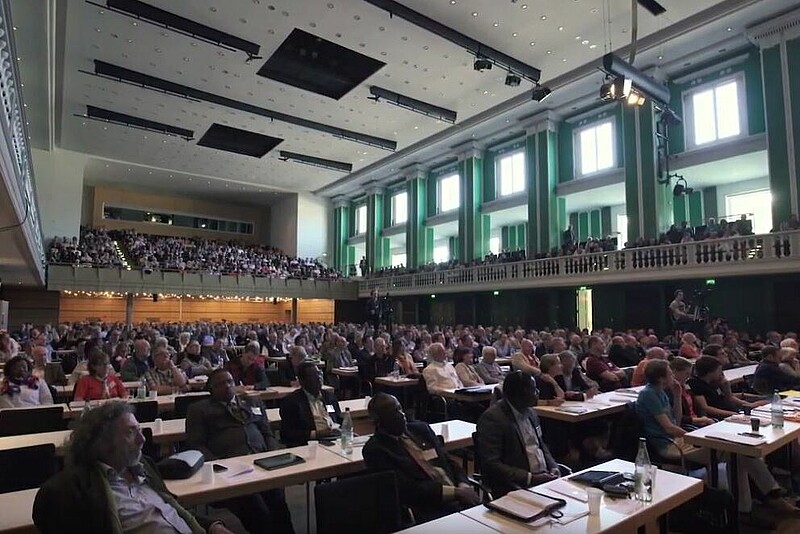 Bundesratstagung 2016 Video