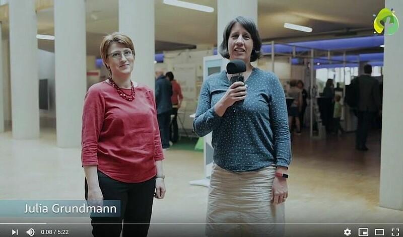 Teaser Interview Sigrid Falk und Julia Grundmann