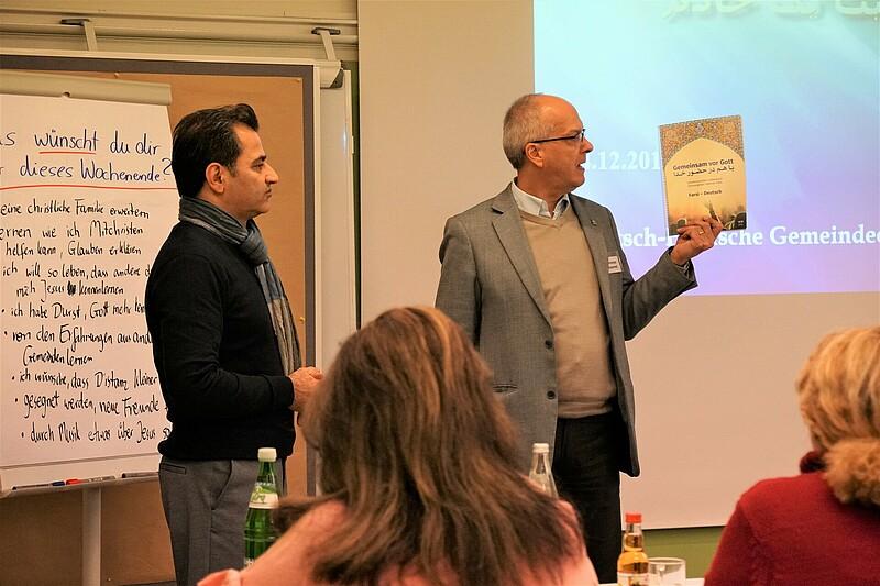 Seminar für farsisprachige Mitarbeiterinnen und Mitarbeiter