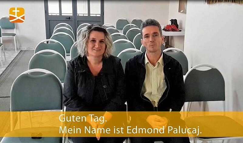 German Baptist Aid Albanien