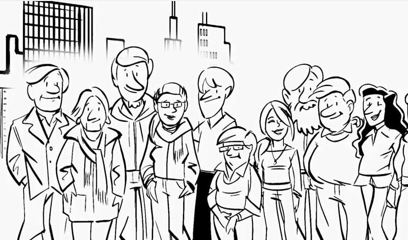 Video Gemeindegründung  Frankfurt