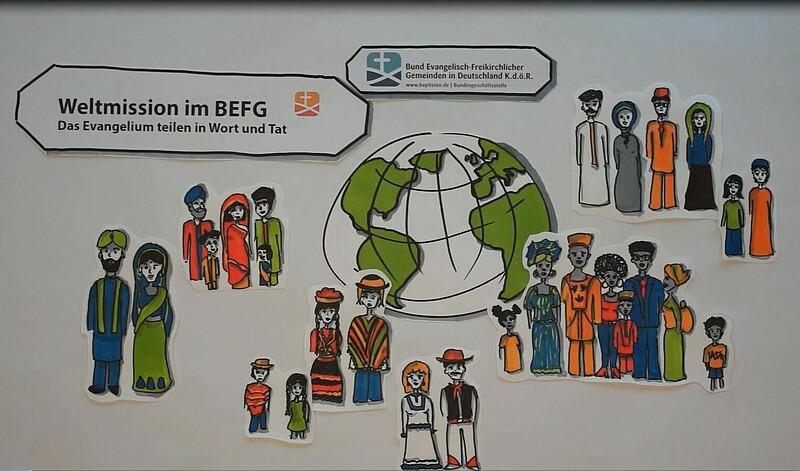 Weltmission im BEFG