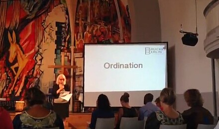 Ordination Hannah Valere