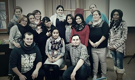 Gemeindegründung EFG IBC Schifferstadt