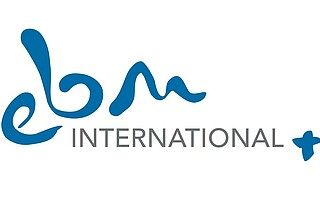 Logo EBM INTERNATIONAL