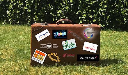 Koffer Studienreise