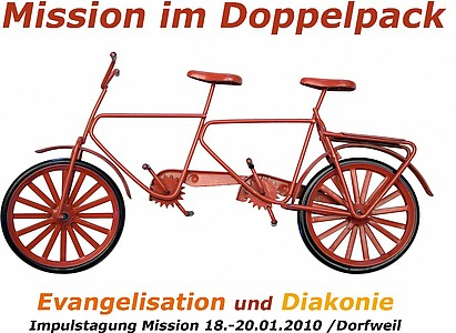 Mission im Doppelpack